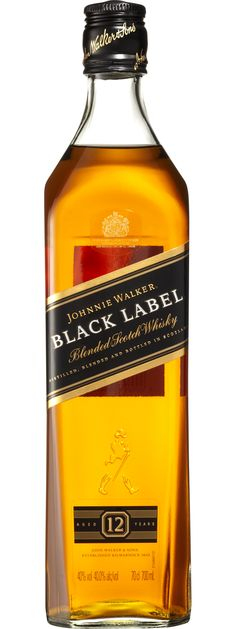 Johnnie Walker Black Scotch Whisky Johnnie Walker Black Label Whisky is one of the worlds most popular drops. 'Johnnie Black' is aged for 12 years, which delivers the flavours magnificently Fun Drinks, Alcoholic Drinks, Beverages, Kosher Wine, Dad Cake, Scotch Whiskey, Novelty Cakes, Cabernet Sauvignon, Bottle