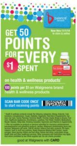 Queen Bee Coupons » Walgreens deals for September 14 – 20 – Palmolive, Colgate, Dentek, Points Booster, and more!