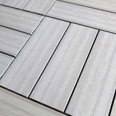 kontiki composite deck tiles classic 25 year gray