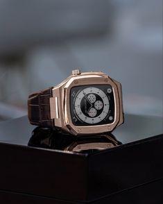 Watch 2, Watch Case, Apple Watch, Wrist Watches, Watches For Men, 316l Stainless Steel, Apple Products, Casio Watch, Midnight Blue