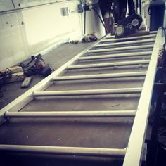 #custom #railing #ladder #aluminum #joehernandez #work #likeaboss