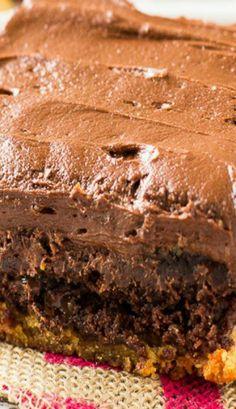 Peanut Butter Cookie Brownies Recipe