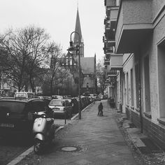 Samariterkiez 2016, Bänschstraße, Samariterkirche, Friedrichshainblog