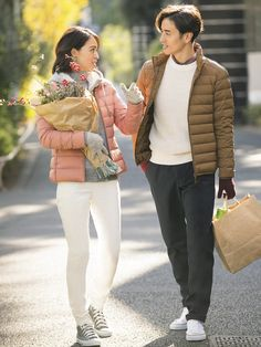 Keep it homely by using collection of ladies mens winter coats & coat. Ootd Winter, Winter Stil, Winter Outfits, Casual Winter, Mens Winter Coat, Winter Jackets, Fur Vest Outfits, Uniqlo Jackets, Cold Weather Outfits