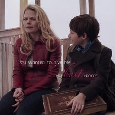 Once Upon a Time | Emma and Henry