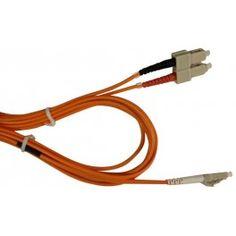 QP-132PM1U74-1M  -  FIBRA - Patch cord Fribra Optica Multimo