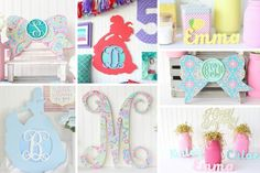 $4.99 Personalized wood decor. They are perfect for so many things so let us name a few... birthday parties, gallery walls, gifts, diy summer projects, photo props, & everything in between! Get creative with our pieces -- add some paint, stain, or embellishments and you have a custom piece unique to you!