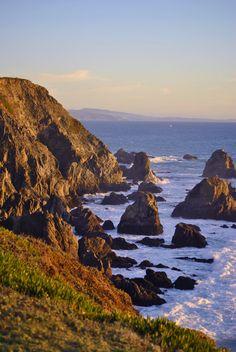 I recently wrote a blog on Bodega Bay -       Bodega Bay, California -  taken by Helen