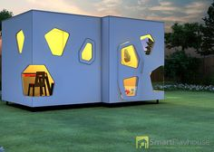 meet KYOTO TWIN our best selling playhouse since last month  #smartplayhouse