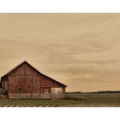 Rural American Midwest from Emergent Light Studio for $90.00