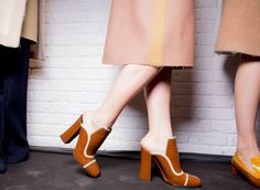 Derek Lam - The 50 Most Stunning Shoes From The Fall 2015 Runways