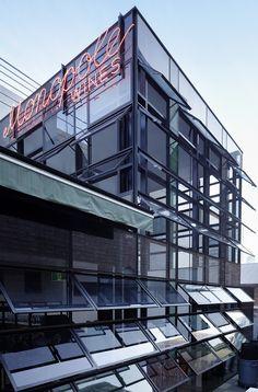 Siglo Bar   b.e architecture interview   est living