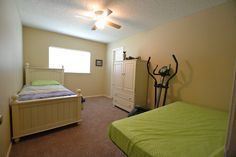 471 Emerald Fields Home for Sell Kyle Texas one of the three guest rooms