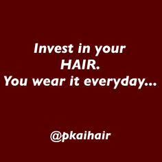 www.pkai.co.uk #pkaihair #salon #peterborough #marketdeeping #awardwinningsalon #hair #quote