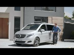 "▶ Mercedes-Benz TV: V-Class TV commercial ""Family Life"" - YouTube"