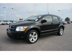 2010 Dodge Caliber SXT at Fort Bend Kia Pre-Owned - $13,990   Body Style: Hatchback  Engine: 4 Cyl - 2.0L  Transmission: Automatic  Ext. Color: Brilliant Black Crystal Pearl  Int. Color: Black  Mileage: 36,857  VIN #: 1B3CB4HA8AD651254  Stock #: AD651254