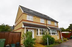 3 Bed House Small Private Gated Development  2 Bathrooms & Downstairs Cloakroom £1700pcm +Fees http://www.vincentchandler.co.uk/pfl