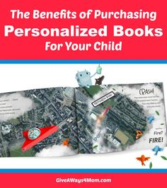 The Benefits of Purchasing Personalized Books For Your Child http://giveaways4mom.com/2017/01/benefits-purchasing-personalized-books-child/