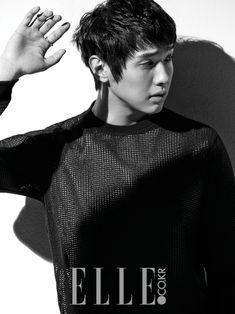 2015.04, ELLE, Ji Hyun Woo