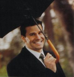 Seeley Booth...Bones *swoon* - love how I always had a crush on him as a teen and my boyfriend looks just like him!!