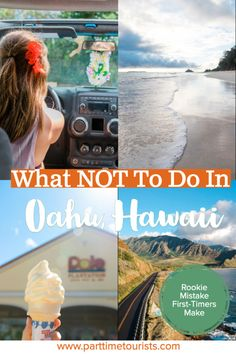 Avoid this rookie mistake when visiting oahu hawaii! Here are some tips and tricks to get an authentic Hawaii experience! Hawaii Vacation, Oahu Hawaii, Hawaii Travel, Beach Trip, Hawaii Beach, Mexico Travel, Spain Travel, Cancun Hotels, Beach Hotels