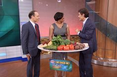 "Dr. Fuhrman talks about ""Eat to Live"" on Dr. Oz. Good stuff."