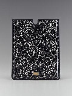 Lace Tablet Case by Dolce & Gabbana on #splendidsummer