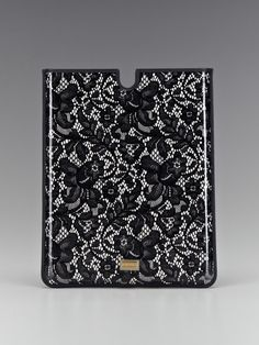 Lace Tablet Case by Dolce & Gabbana on Gilt.com