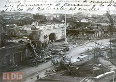 San Zenón: Aunque el país ha sido azotado por otros huracanes, como David (1979) y Georges (1998), ninguno causó tanto daño a la ciudad de Santo Domingo como lo hizo San Zenón.