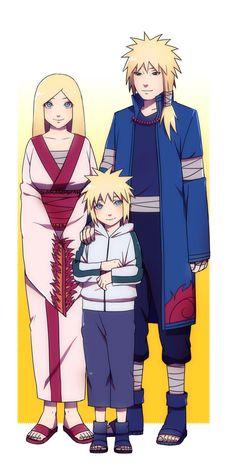 Minato's family???