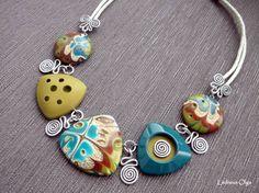 stunning necklace by Olga Ledneva