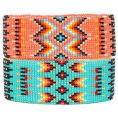 Bracelet perles indien Harpo   Bracelet perles multicolores réglable