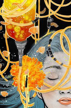 Estampes modernes By Yuko Shimizu | Manga.Tv - Anime Online en streaming légal et gratuit !