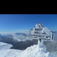 Whiteface Mountain, Adirondack's