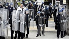 White Sox-Orioles game postponed due to Baltimore riots Baltimore riots  #Baltimoreriots