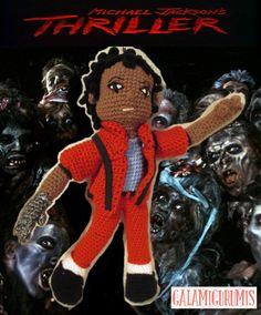 Michael Jackson Thriller: El tenebroso
