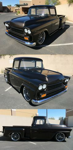 Custom Trucks For Sale, Chevrolet Apache, Car, Automobile, Cars