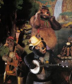 Country Bear Jamboree!