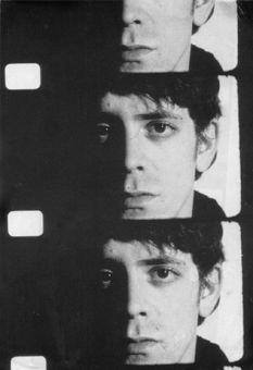 Lou Reed, Screentests by Andy Warhol and Gerard Malanga,1966.