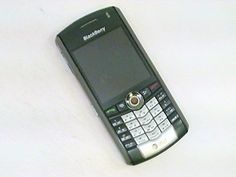 BlackBerry Pearl 8100 Black No Contract AT&T Cell Phone - For Sale Check…