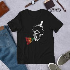 T shirts created to reflect the flava, color and spirit of a people. Mens Tops, T Shirt, Collection, Color, Design, Fashion, Supreme T Shirt, Moda, Tee