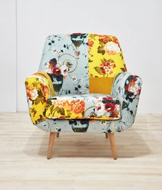 Bay armchair summer by namedesignstudio on Etsy, $1250.00