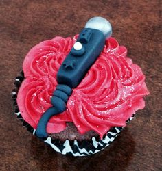 Cup cake rock