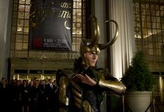 """When Loki said, """"Look to your elder people"""", he was really referring to Captain America (92 years old). It looked like he was going to zap the old man, but he really saw Captain America falling from the sky, proving that he never intended to kill the man. He knew exactly what he was doing. He never killed any of the Avengers, either. He wanted the Avengers to defeat the Chitauri in the end. It was all a part of his plan. The only time he killed was when it was a means for which he could…"""