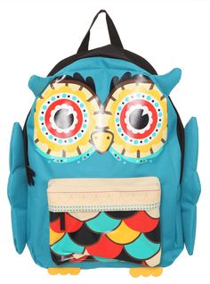 Loungefly Owl Backpack | Hot Topic
