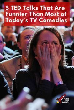Funny TED Talks
