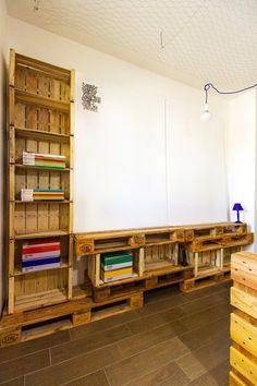 MODOM Office - Modular Work Space, Centobuchi, 2015 - MODOM Architecture