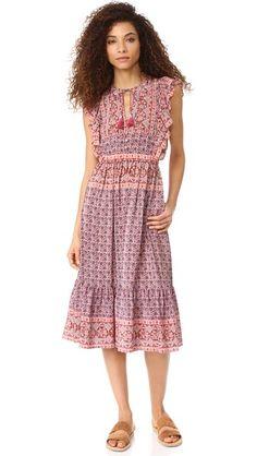 Sea Воздушное платье Selene