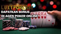 Keuntungan bermain di agen poker terbaik indonesia luxypoker99 tentunya adalah anda akan mendapatkan bonus deposit poker terbaik indonesia untuk keberuntungan.