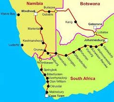 Image result for printable road map of namibia Self Driving, South Africa, Road Trip, Printables, Tours, Map, How To Plan, Google Search, Print Templates